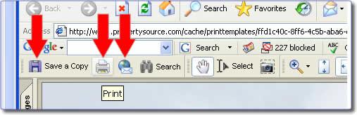 Print-On-Demand PDF Buttons